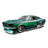 Maisto 1/24 Custom Shop Ford Mustang GT 1967 MAI-31094