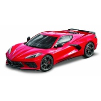 Maisto 1/18 2020 Chevrolet Corvette Stingray Coupe - Red