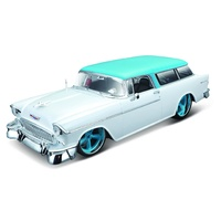 Maisto 1/18 Design Classic Muscle 1955 Chevrolet Nomad