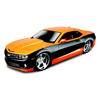 Maisto 1/24 Assembly Line Design 2010 Chevrolet Camaro SS