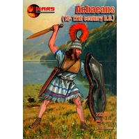 Mars 72089 1/72 Achaean warriors 13- 12th century BC Plastic Model Kit