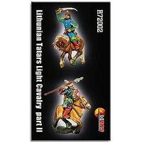 Mars R72005 1/72 Lithunian  Light Cavalry part II Plastic Model Kit