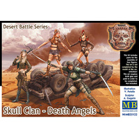 Master Box 1/35 Skull Clan - Death Angels