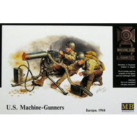 Master Box 1/35 US Machine Gunners Europe 1944