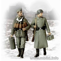 Master Box 1/35 Supplies At Last! German Infantry