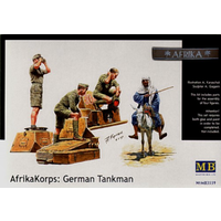 Master Box 1/35 German Afrika Corps WWII
