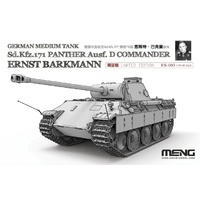 Meng 1/35 German Medium Tank Sd.Kfz.171 Panther Ernst Barkbann