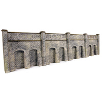 Metcalfe N Scale Retaining Wall Stone Card Kit