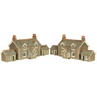Metcalfe N Workers Cottages (2 sets) Card Kit