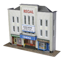 Metcalfe N Low Relief Cinema Card Kit