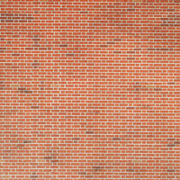 Metcalfe N Red Brick Sheets (8 Sheets)