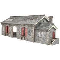 Metcalfe N Settle/Carlisle Goods Shed Card Kit