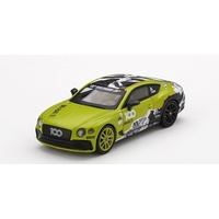 Mini GT 1/64 Bentley Continental GT - 2019 Pikes Peak International Hill Climb Diecast Car