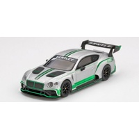 Mini GT 1/64 Bentley Continental GT3 - Presentation