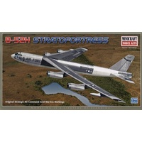 Minicraft 1/144 B-52 H Superfortress SAC with 2 marking options Plastic Model Kit 14615