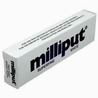 Milliput Superfine White 2 Part Putty MIL4