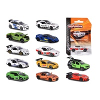 Majorette Racing Cars Wave One Singles (Assorted Styles)
