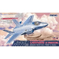 Meng 1/48 Lockheed Martin F-35A Lightning II Fighter