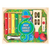 Melissa & Doug - Band-in-a-Box - Hum! Jangle! Shake!