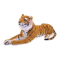 Melissa & Doug - Large Plush - Tiger