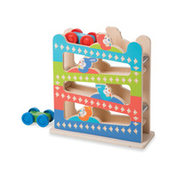 Melissa & Doug - First Play - Roll & Ring Ramp Tower