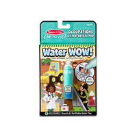 Melissa & Doug On The Go Water WOW! Occupations