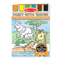 Melissa & Doug - Paint with Water - Safari