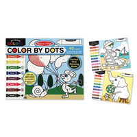 Melissa & Doug - Colour By Dots