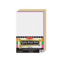 Melissa & Doug: Poster Board Pack MND4173