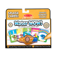 M&D Water WOW! Splash Cards Numbers