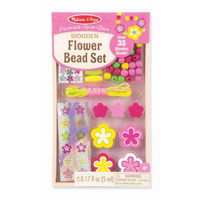 Melissa & Doug Flower Bead Set
