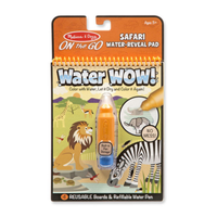Melissa & Doug On The Go Water Wow! - Safari