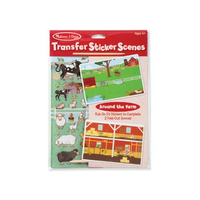 Melissa & Doug - Transfer Sticker Scenes - Farm