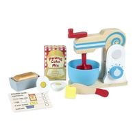 Melissa & Doug - Make a Cake Mixer Set - 10 pieces