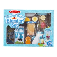 Melissa & Doug - Smoothie Maker Blender Set