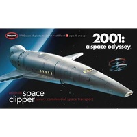 Moebius 2001-2 1/160 2001 Space Clipper Orion Plastic Model Kit