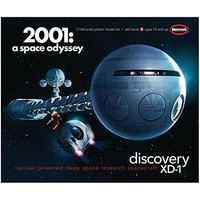 Moebius 2001-3 1/144 2001 Discovery Plastic Model Kit