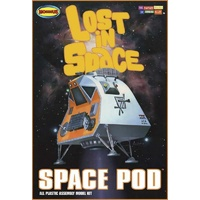 Moebius 901 1/24 Lost in Space Pod Plastic Model Kit
