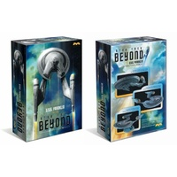 Moebius 975 1/350 Star Trek Beyond: USS Franklin Plastic Model Kit