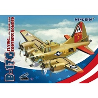 Meng Kids B-17G Flying Fortress Bomber Snap Kit PL001