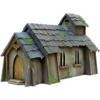 Miniature Scenery - Church