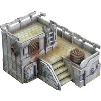 Miniature Scenery - Administration Block