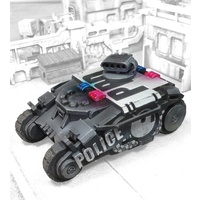 Miniature Scenery - Police Tactical Response Vehicle