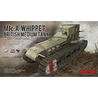 Meng 1/35 British Medium Tank Mk.A Whippet MTS-021