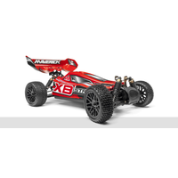 Maverick 1/10 Strada Red XB 4WD Electric Buggy