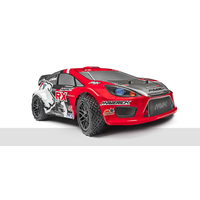 Maverick 1/10 Strada Red RX 4WD Electric Rally Car