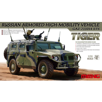 Meng 1/35 Russian Armoured High-Mobility Vehicle STS MVS-003