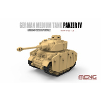 Meng German Medium Tank Panzer IV