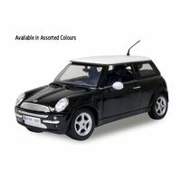 Motormax 1/18 Mini Cooper New