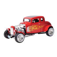 Motormax 1/18 1932 Ford Hot Rod Platinum Series